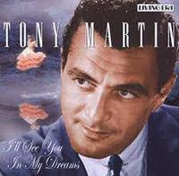 Tony Martin - I'll See You In My Dreams - CD