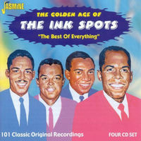 Ink Spots - The Golden Age Of / The Best Of Everything - 4CD