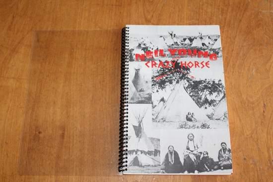 Neil Young & Crazy Horse - Usa August September - Memorabilia
