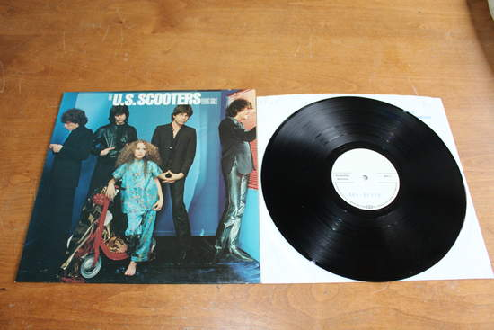U.s. Scooters - Young Girls - LP