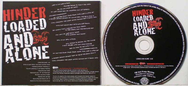 cds de hinder