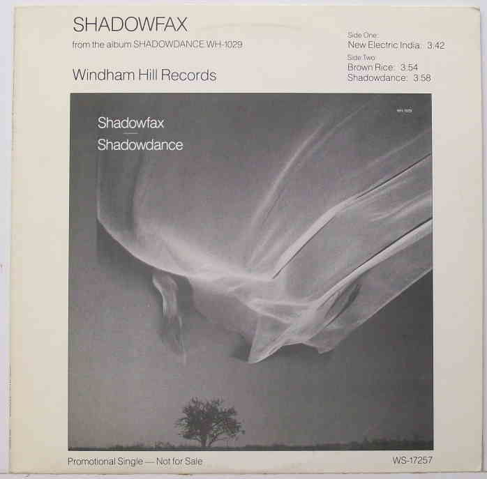 shadowfax discography