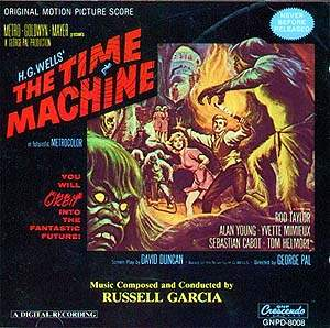 Russell Garcia - The Time Machine - LP