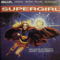 Jerry Goldsmith - Supergirl - CD