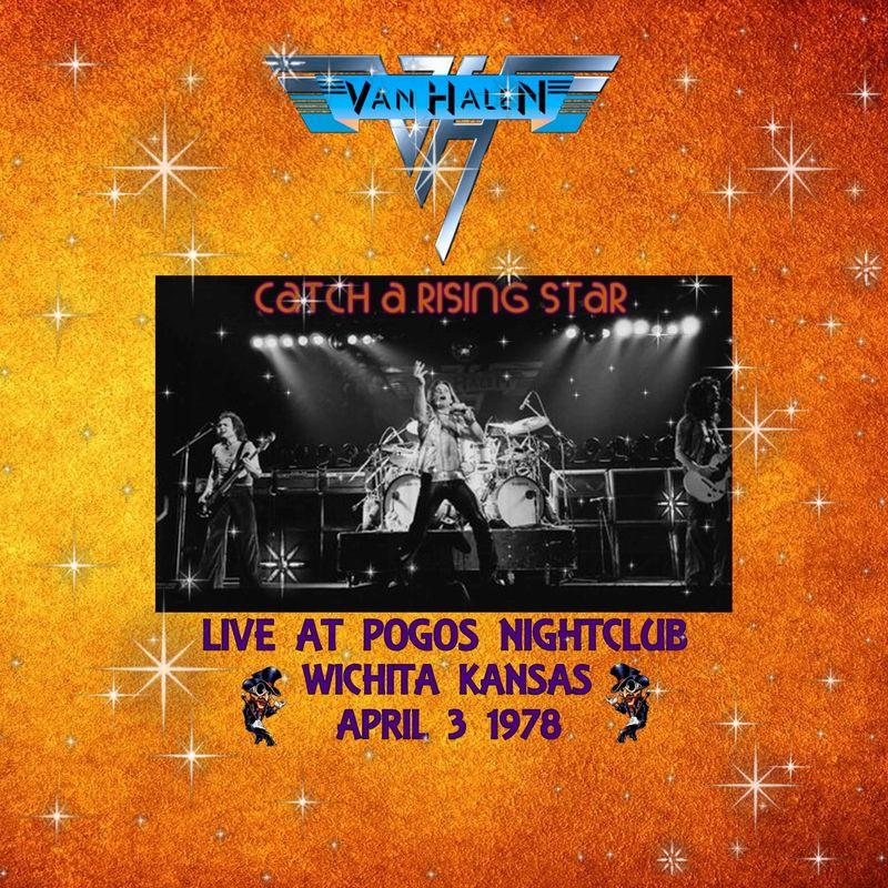 Van Halen - Catch A Rising Star - LP