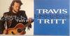 Tritt,Travis - T-R-O-U-B-L-E poster flat