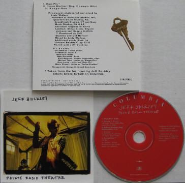 7685a7d1c57 Jeff Buckley Peyote Radio Theatre Records, LPs, Vinyl and CDs ...