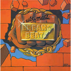Various - Ultimate Breaks & Beats - LP