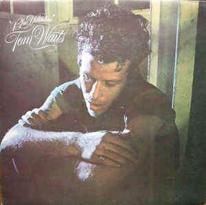 Tom Waits - Blue Valentine - LP Gatefold