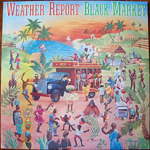 Weather Report - Black Market - LP