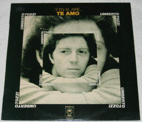Umberto Tozzi - .. Y En El Aire...te Amo - LP