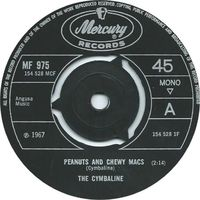 Cymbaline - Peanuts And Chewy Macs - 45