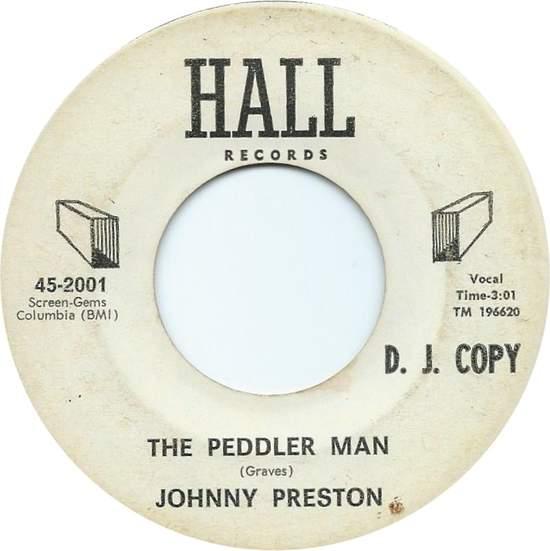 The Peddler Man