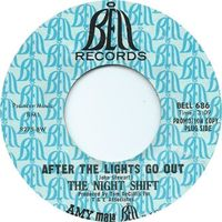 Night Shift - After The Lights Go Out - 45