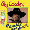COODER, RY - Paradise And Lunch (180 Gram)
