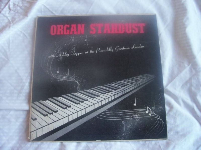 Ashley Tappen Organ Tribute To Ken Griffin Records, LPs