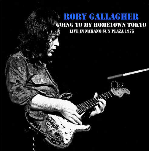 Rory Gallagher - Going To My Hometown Tokyo - 2CD