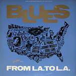 Various - Blues From L.a. To L.a. - LP