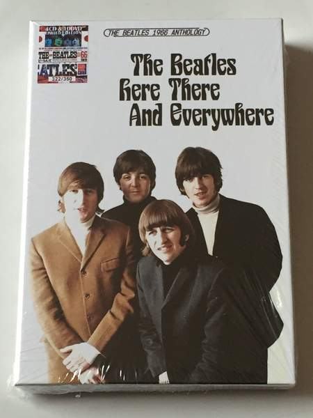 Beatles - Here There And Everywhere - CD Box Set