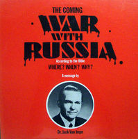 Dr. Jack Van Impe - The Coming War With Russia - LP+CDR