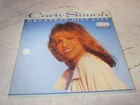 Carly Simon - Greates Hits Live - LP