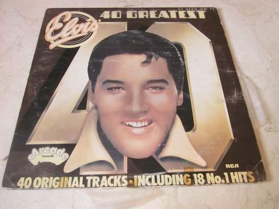 Elvis Presley - 40 Greatest - 2LP
