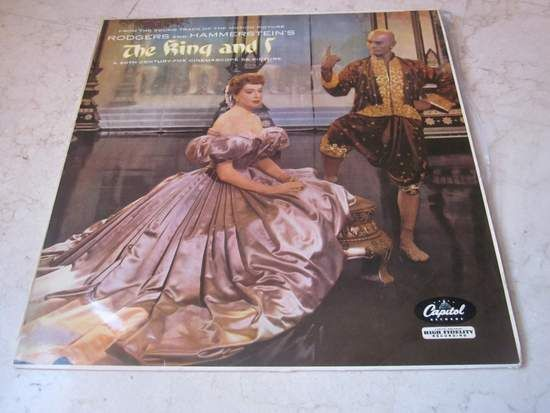 Rodgers & Hammerstein - The King And I