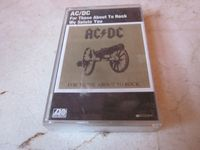 Ac/dc - For Those About To Rock (we Salute You) - Cassette