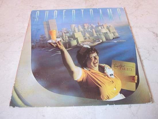 Supertramp - Breakfast In America EP