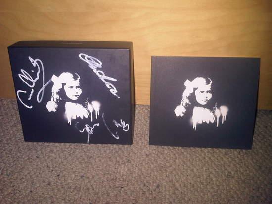 Dizzy Mizz Lizzy - Dizzcography 4 Cd Signed - 4CD