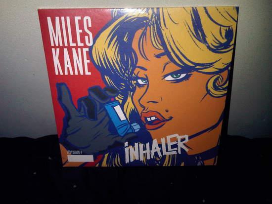 """Miles Kane - Inhaler Ltd Ed 7"""" Factory Sealed - 7"""""""