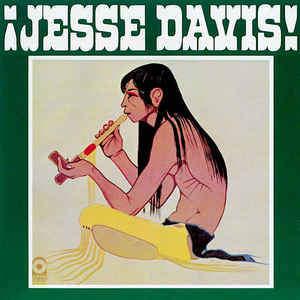 Jesse Davis ! - Jesse Davis - LP