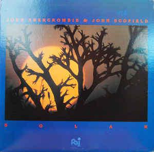 John Scofield & John Abercrombie - Solar - LP