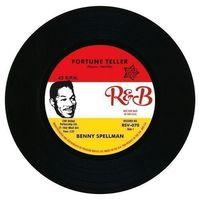"""Benny Spellman / Ernie K Doe - Fortune Teller / A Certain Girl - 7"""""""