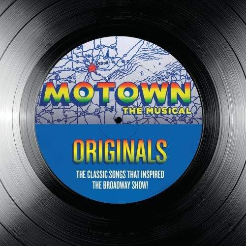 Motown The Musical Originals - Various Artists - Motown The Musical Originals - CD