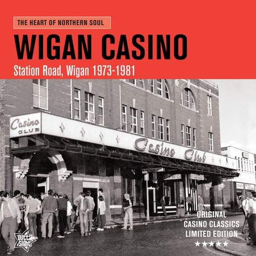 Wigan Casino Soul Club - Wigan Casino Soul Club, Station Road, Wigan 1973-1981 Lp - LP