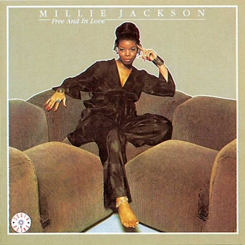 Millie Jackson - Free And In Love - CD