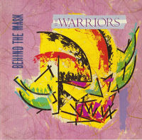 Warriors - Behind The Mask - CD