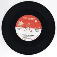 Pointer Sisters / Drifters - Send Him Back / You Got To Pay Your Dues Demo - 7""