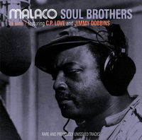 Various Artists - Malaco Soul Brothers Volume 2 Featuring Cp Love And Jimmy Dobbins Cd - CD