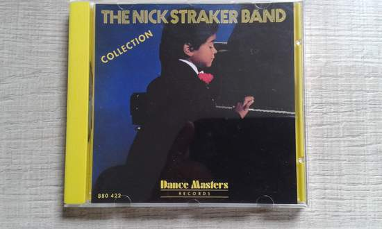 Nick Straker Band - Collection - CD