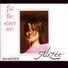 Alizée - Mylène FARMER - J'ai Pas Vingt Ans Remixes Poch Europe Diff Jewel Case / Plastique