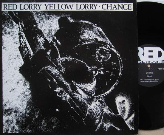Red Lorry Yellow Lorry - Chance - 12""