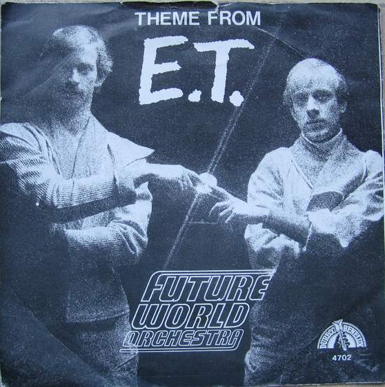 """Future World Orchestra - Theme From Et / Mister Y - 7"""""""