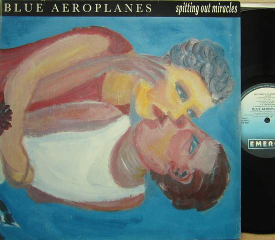 Blue Aeroplanes - Spitting Out Miracles - LP