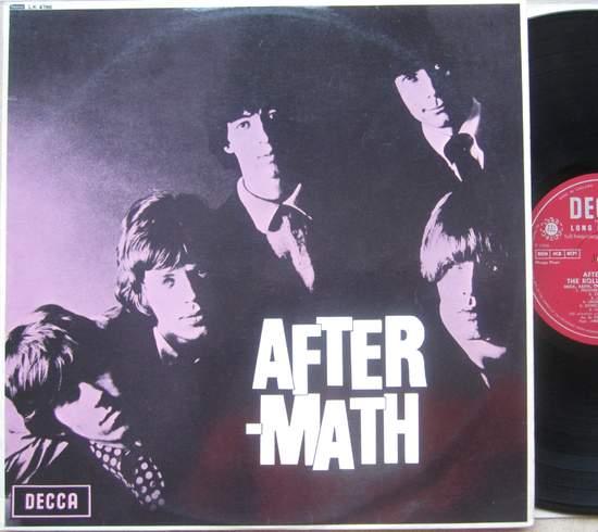 Rolling Stones - Aftermath - LP