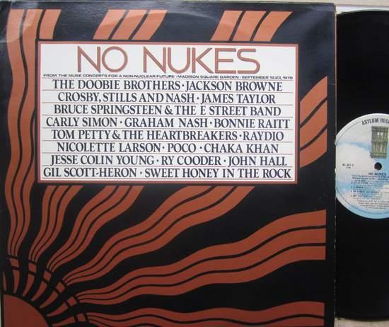 Various Artists - No Nukes - 3LP