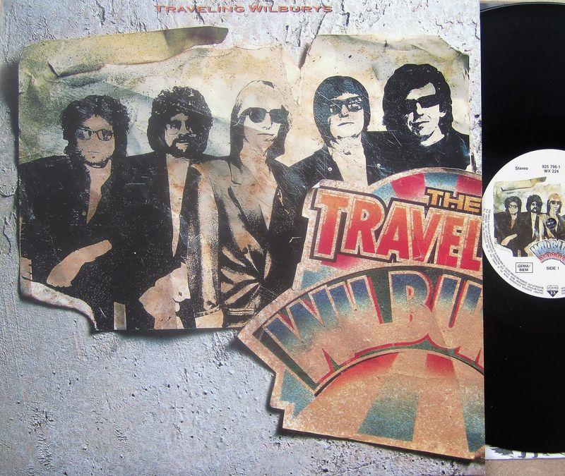 Traveling Wilburys - Volume One - LP