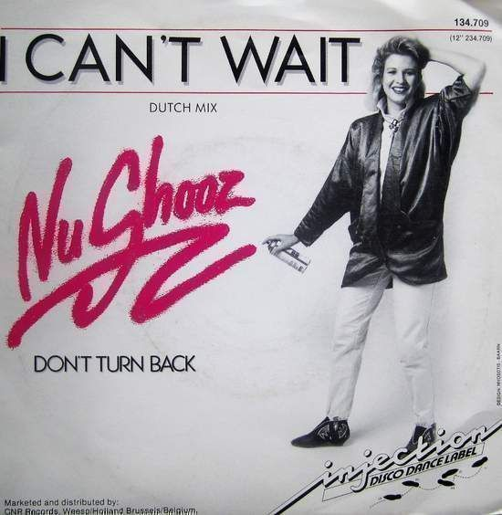 Nu Shooz - I Can't Wait ( Dutch Mix )