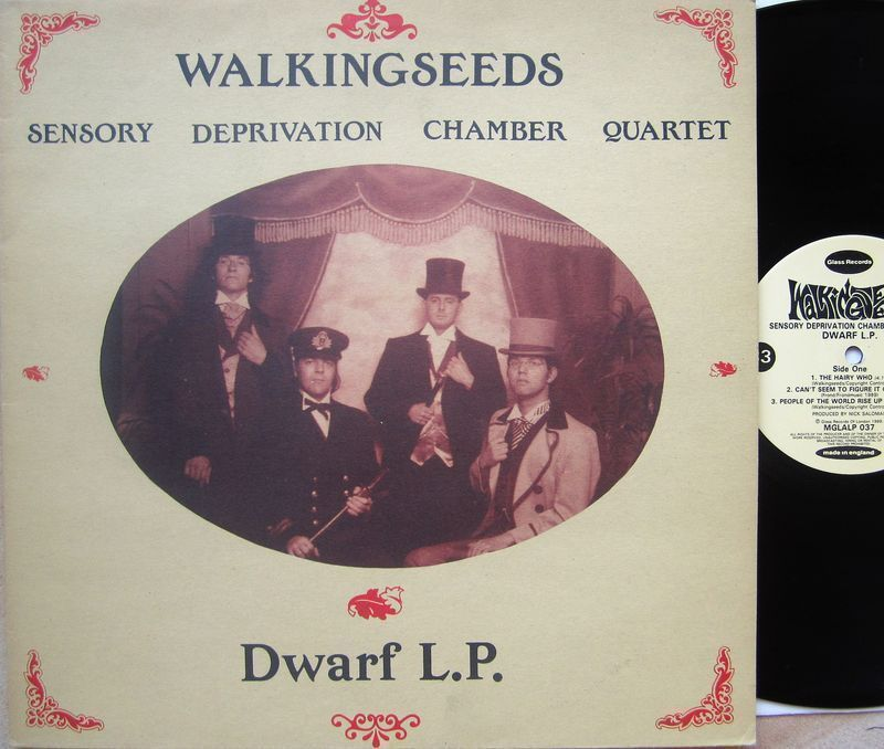 Walking Seeds - Dwarf Lp - LP